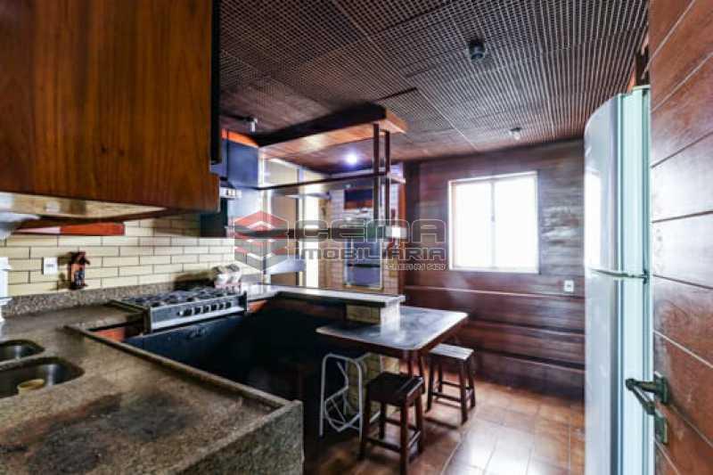 cozinha - Apartamento 3 quartos à venda Flamengo, Zona Sul RJ - R$ 1.780.000 - LAAP34357 - 21