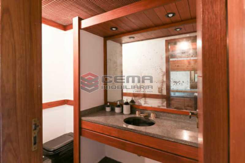 lavabo - Apartamento 3 quartos à venda Flamengo, Zona Sul RJ - R$ 1.780.000 - LAAP34357 - 16
