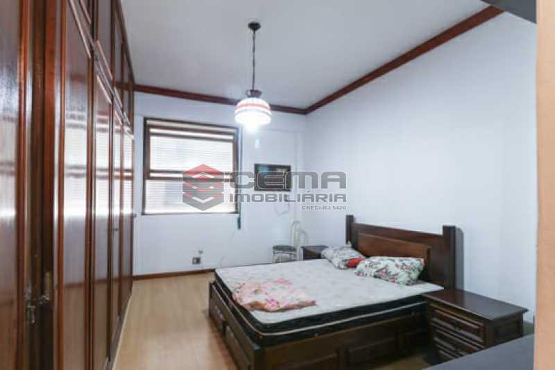 quarto 2 - Apartamento 3 quartos à venda Flamengo, Zona Sul RJ - R$ 1.780.000 - LAAP34357 - 13