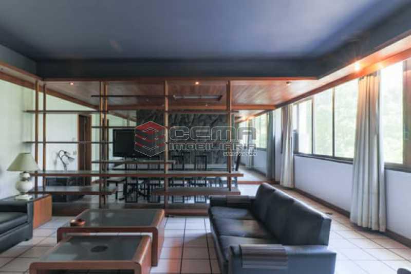 sala ang 4 - Apartamento 3 quartos à venda Flamengo, Zona Sul RJ - R$ 1.780.000 - LAAP34357 - 3