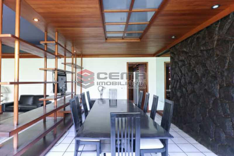 sala - Apartamento 3 quartos à venda Flamengo, Zona Sul RJ - R$ 1.780.000 - LAAP34357 - 5
