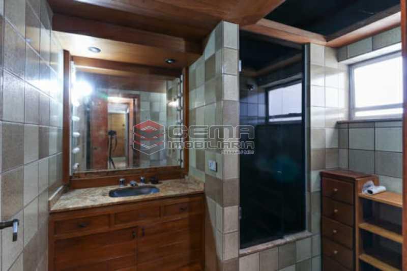 suíte - Apartamento 3 quartos à venda Flamengo, Zona Sul RJ - R$ 1.780.000 - LAAP34357 - 17