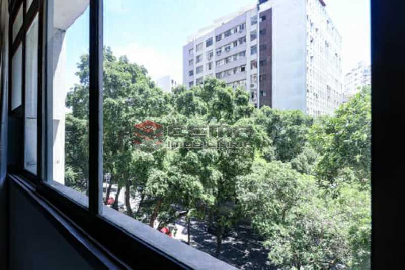 vista - Apartamento 3 quartos à venda Flamengo, Zona Sul RJ - R$ 1.780.000 - LAAP34357 - 1