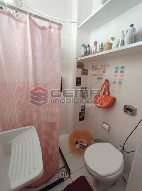 banheiro - Excelente Conjugado na Rua do Catete - Flamengo - LAKI01389 - 9
