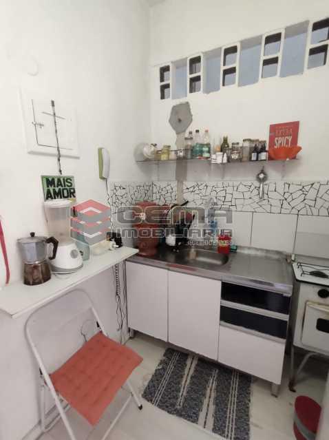 cozinha - Excelente Conjugado na Rua do Catete - Flamengo - LAKI01389 - 13