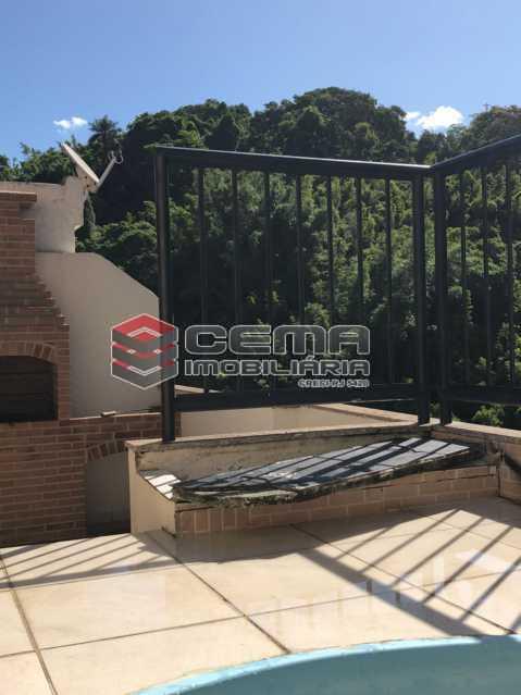 13914_G1523645932 1 - Cobertura 1 quarto à venda Botafogo, Zona Sul RJ - R$ 1.200.000 - LACO10043 - 3