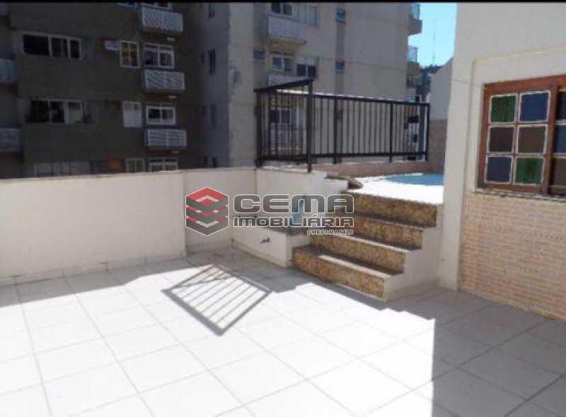 13914_G1523645934 1 - Cobertura 1 quarto à venda Botafogo, Zona Sul RJ - R$ 1.200.000 - LACO10043 - 1