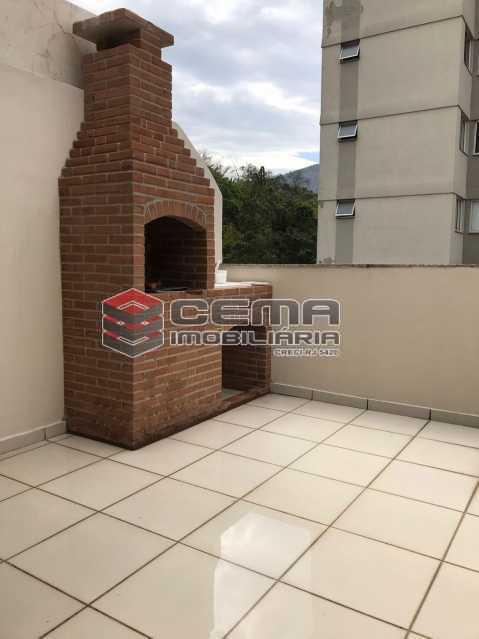 13914_G1523645936 1 - Cobertura 1 quarto à venda Botafogo, Zona Sul RJ - R$ 1.200.000 - LACO10043 - 7