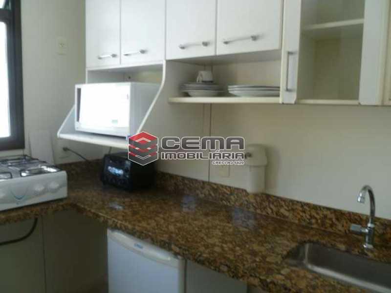 13914_G1523645948 1 - Cobertura 1 quarto à venda Botafogo, Zona Sul RJ - R$ 1.200.000 - LACO10043 - 18