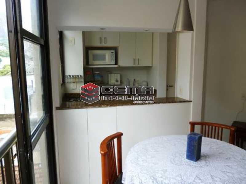 13914_G1523645956 1 - Cobertura 1 quarto à venda Botafogo, Zona Sul RJ - R$ 1.200.000 - LACO10043 - 16
