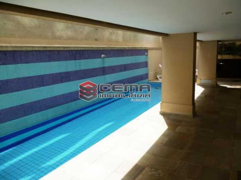 13914_G1523645958 1 - Cobertura 1 quarto à venda Botafogo, Zona Sul RJ - R$ 1.200.000 - LACO10043 - 19