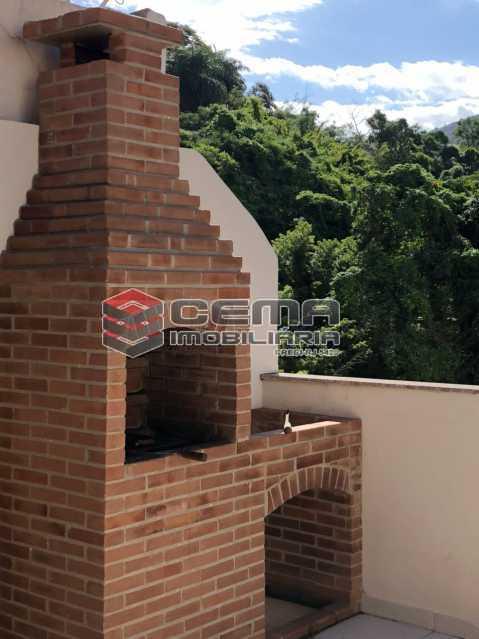 13914_G1523645963 1 - Cobertura 1 quarto à venda Botafogo, Zona Sul RJ - R$ 1.200.000 - LACO10043 - 9