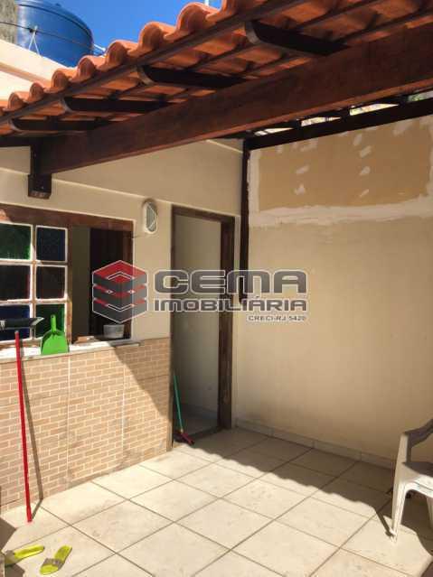 13914_G1523645965 1 - Cobertura 1 quarto à venda Botafogo, Zona Sul RJ - R$ 1.200.000 - LACO10043 - 10
