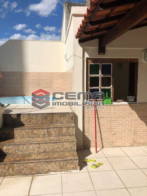 13914_G1523645967 1 - Cobertura 1 quarto à venda Botafogo, Zona Sul RJ - R$ 1.200.000 - LACO10043 - 4