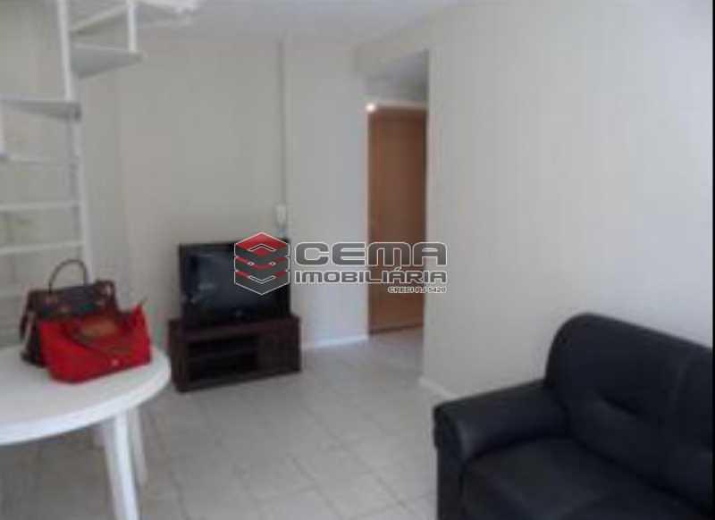 13914_G1523645969 1 - Cobertura 1 quarto à venda Botafogo, Zona Sul RJ - R$ 1.200.000 - LACO10043 - 13