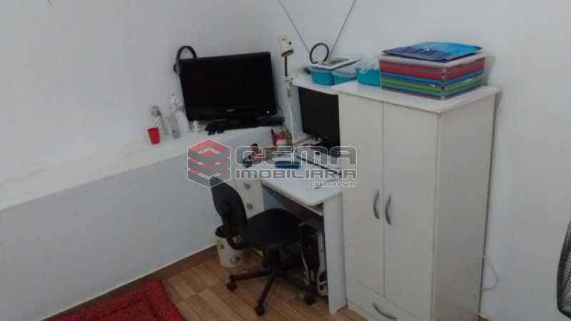 quarto - Casa de Vila 2 quartos à venda Cidade Nova, Zona Centro RJ - R$ 550.000 - LACV20056 - 10