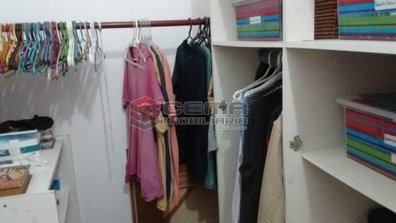 closet - Casa de Vila 2 quartos à venda Cidade Nova, Zona Centro RJ - R$ 550.000 - LACV20056 - 8