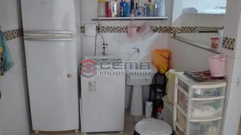 cozinha - Casa de Vila 2 quartos à venda Cidade Nova, Zona Centro RJ - R$ 550.000 - LACV20056 - 13