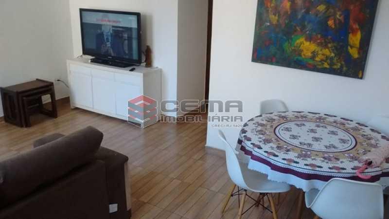 sala - Casa de Vila 2 quartos à venda Cidade Nova, Zona Centro RJ - R$ 550.000 - LACV20056 - 5