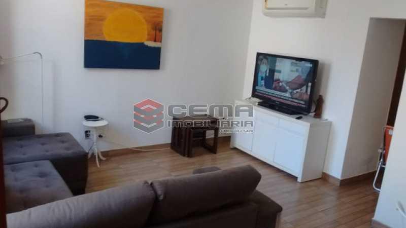 sala - Casa de Vila 2 quartos à venda Cidade Nova, Zona Centro RJ - R$ 550.000 - LACV20056 - 6