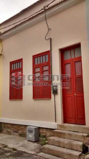 entrada - Casa de Vila 2 quartos à venda Cidade Nova, Zona Centro RJ - R$ 550.000 - LACV20056 - 1