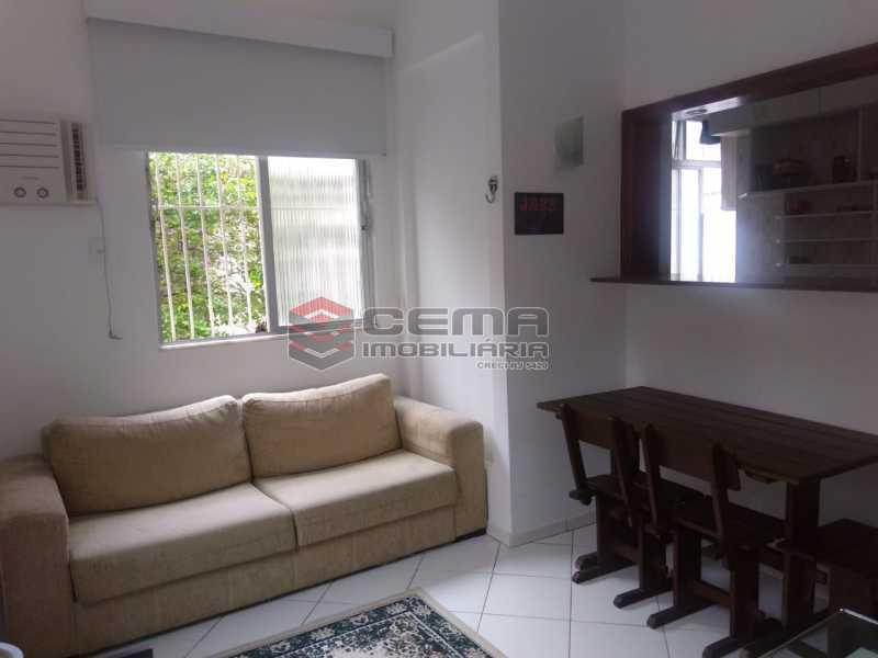 4b41c3bf-3d1d-4c9d-9233-d0576f - Apartamento 1 quarto à venda Botafogo, Zona Sul RJ - R$ 495.000 - LAAP12865 - 1