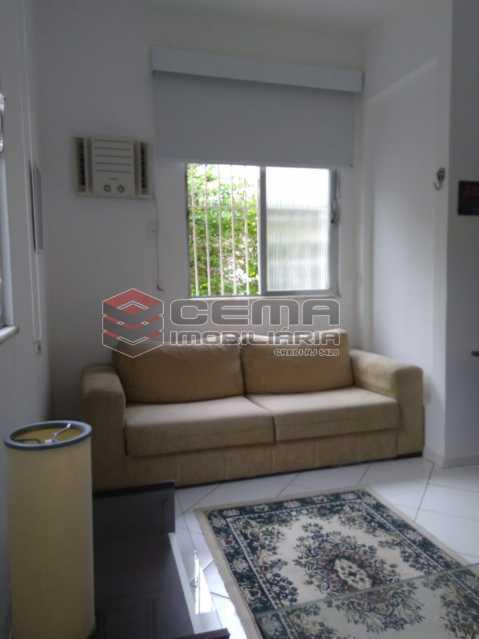 a2cf4a50-1185-4a81-bff3-0df23d - Apartamento 1 quarto à venda Botafogo, Zona Sul RJ - R$ 495.000 - LAAP12865 - 4