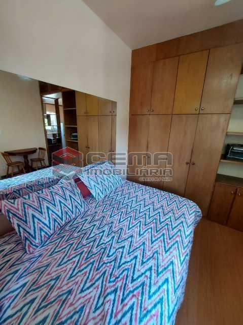 sala - Apartamento à venda Glória, Zona Sul RJ - R$ 289.000 - LAAP02047 - 10