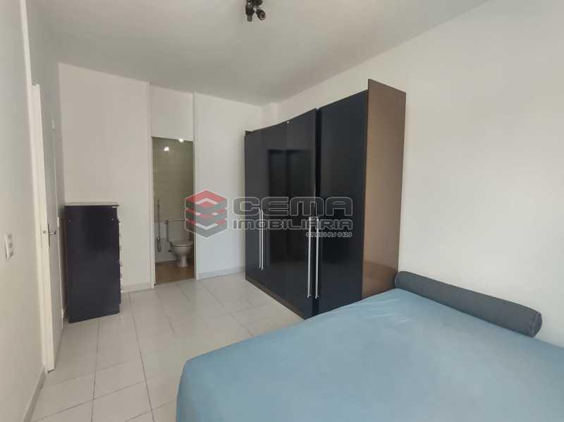 suite - BOTAFOGO. Quarto e Sala com Vaga de Garagem e INFRA-ESTRUTURA - LAFL10077 - 9