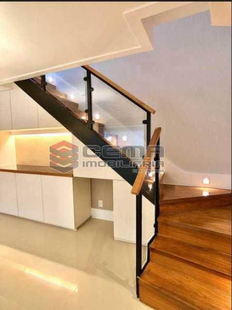 5 - Cobertura 3 quartos à venda Lagoa, Zona Sul RJ - R$ 2.650.000 - LACO30303 - 9