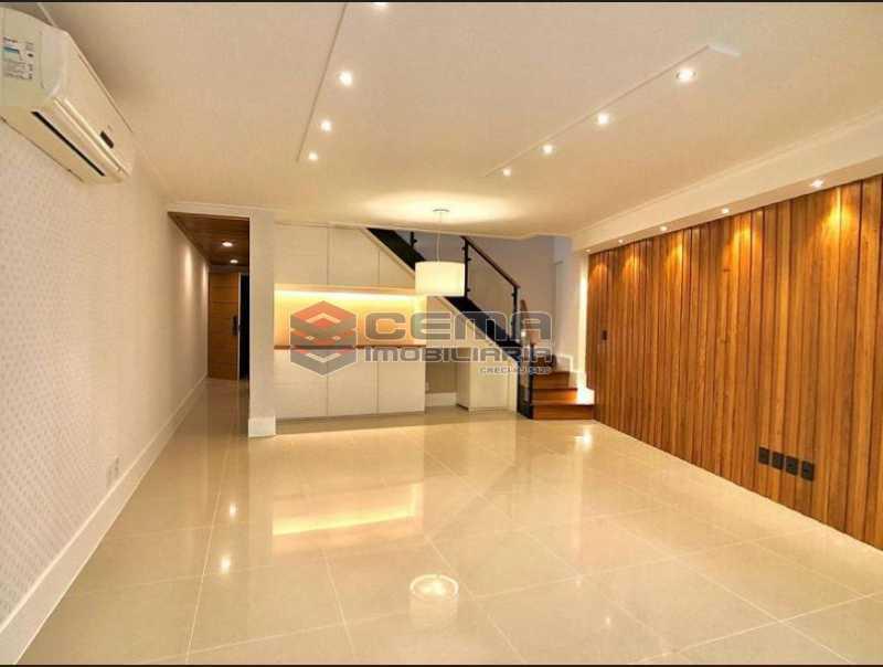 6 - Cobertura 3 quartos à venda Lagoa, Zona Sul RJ - R$ 2.650.000 - LACO30303 - 1