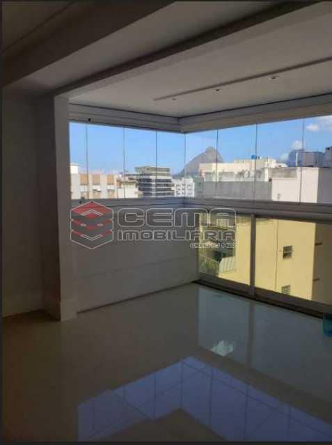 28 - Cobertura 3 quartos à venda Lagoa, Zona Sul RJ - R$ 2.650.000 - LACO30303 - 4