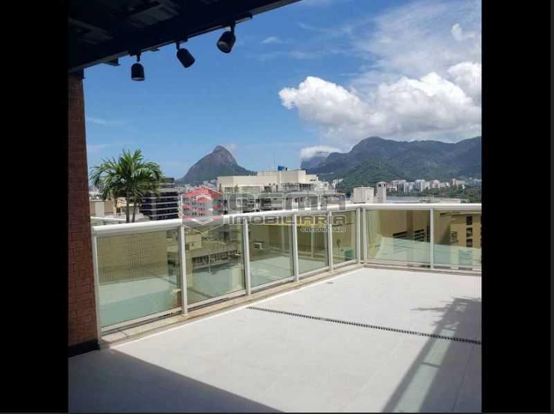 1 - Cobertura 3 quartos à venda Lagoa, Zona Sul RJ - R$ 2.650.000 - LACO30303 - 21