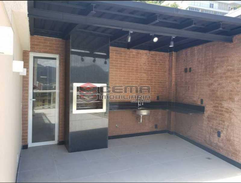 2 - Cobertura 3 quartos à venda Lagoa, Zona Sul RJ - R$ 2.650.000 - LACO30303 - 22