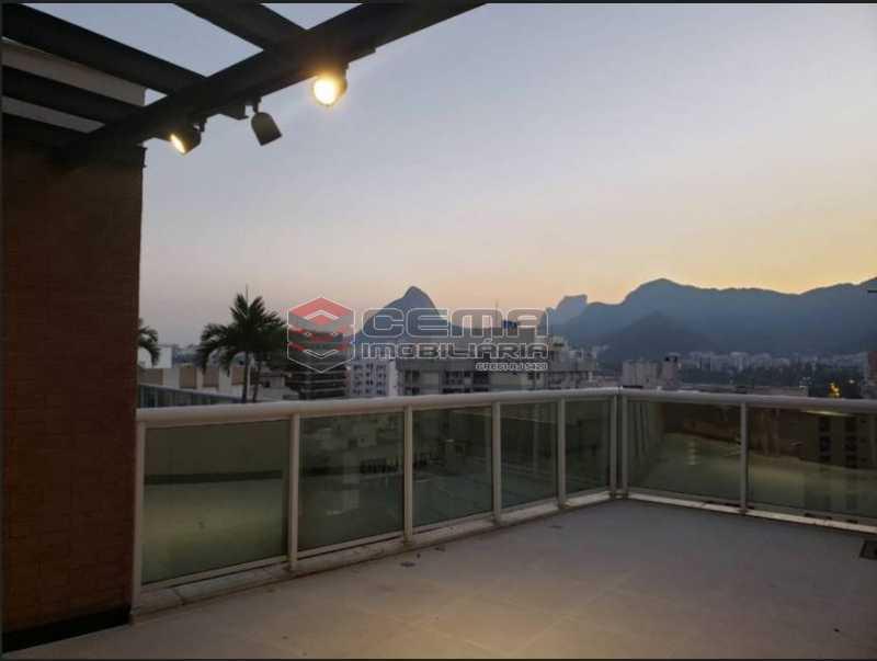 20 - Cobertura 3 quartos à venda Lagoa, Zona Sul RJ - R$ 2.650.000 - LACO30303 - 25