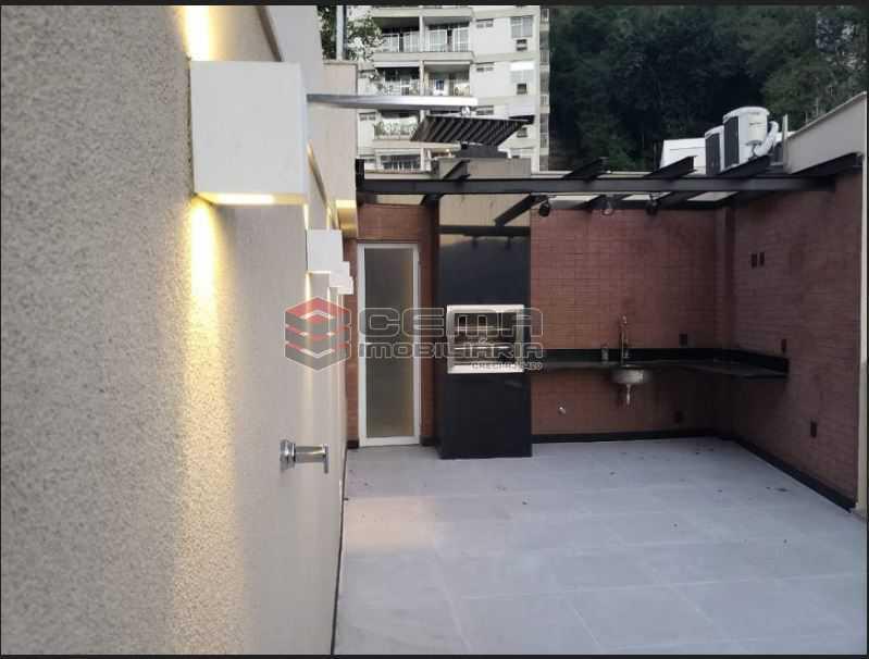 26 - Cobertura 3 quartos à venda Lagoa, Zona Sul RJ - R$ 2.650.000 - LACO30303 - 24