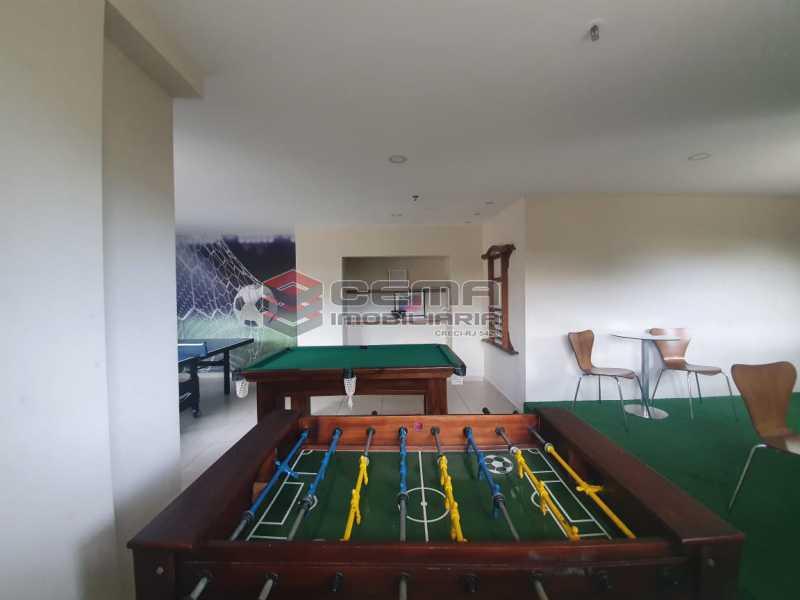 salão de jogos - Excepcional Apartamento 2 quartos com suite, vaga e total infraestrutura próximo ao Engenhão - LAAP25155 - 23