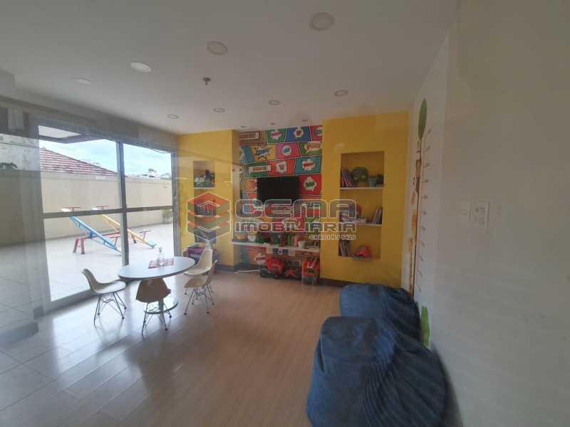 brinquedoteca - Excepcional Apartamento 2 quartos com suite, vaga e total infraestrutura próximo ao Engenhão - LAAP25155 - 24