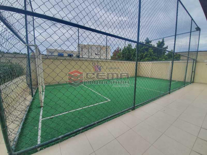 campo de futebol - Excepcional Apartamento 2 quartos com suite, vaga e total infraestrutura próximo ao Engenhão - LAAP25155 - 26