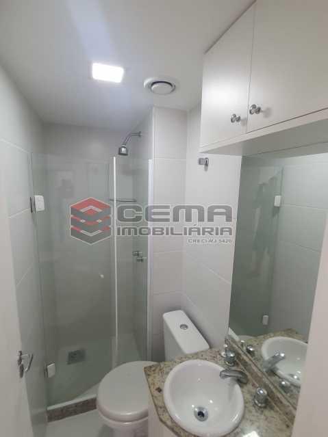 banheiro suite - Excepcional Apartamento 2 quartos com suite, vaga e total infraestrutura próximo ao Engenhão - LAAP25155 - 18
