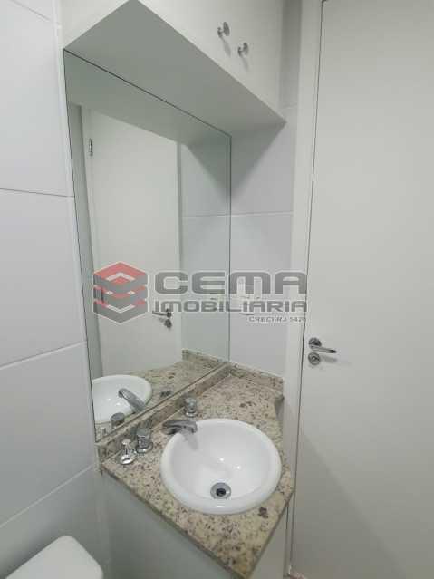 banheiro suite - Excepcional Apartamento 2 quartos com suite, vaga e total infraestrutura próximo ao Engenhão - LAAP25155 - 19