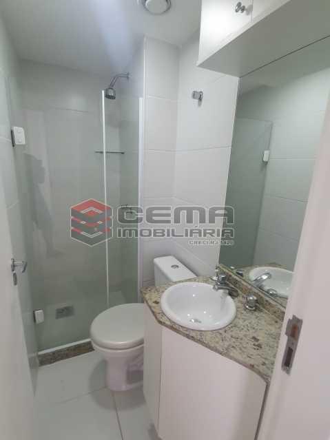banheiro suite - Excepcional Apartamento 2 quartos com suite, vaga e total infraestrutura próximo ao Engenhão - LAAP25155 - 17