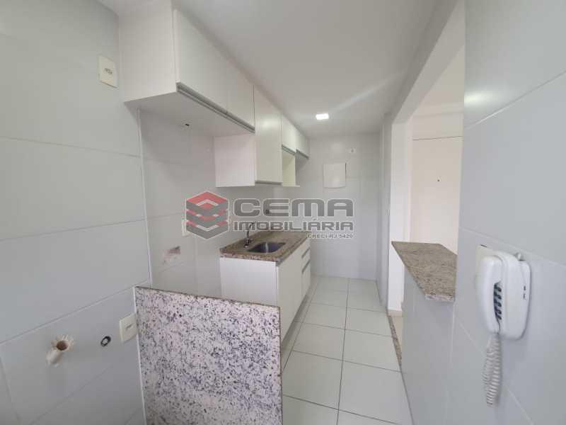 cozinha - Excepcional Apartamento 2 quartos com suite, vaga e total infraestrutura próximo ao Engenhão - LAAP25155 - 20