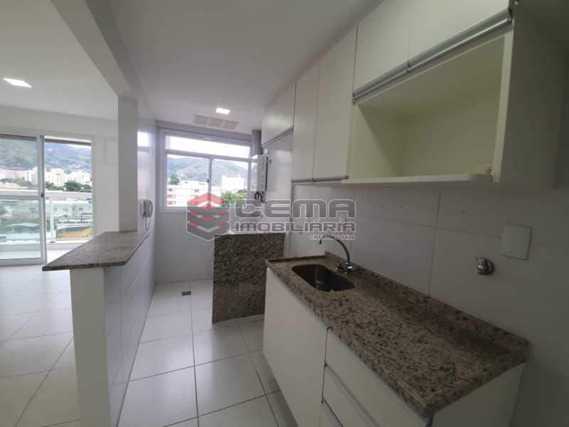 cozinha - Excepcional Apartamento 2 quartos com suite, vaga e total infraestrutura próximo ao Engenhão - LAAP25155 - 21