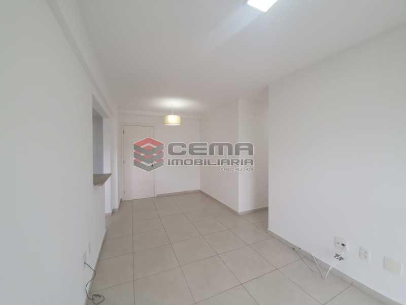 sala - Excepcional Apartamento 2 quartos com suite, vaga e total infraestrutura próximo ao Engenhão - LAAP25155 - 8