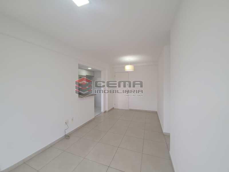 sala - Excepcional Apartamento 2 quartos com suite, vaga e total infraestrutura próximo ao Engenhão - LAAP25155 - 7