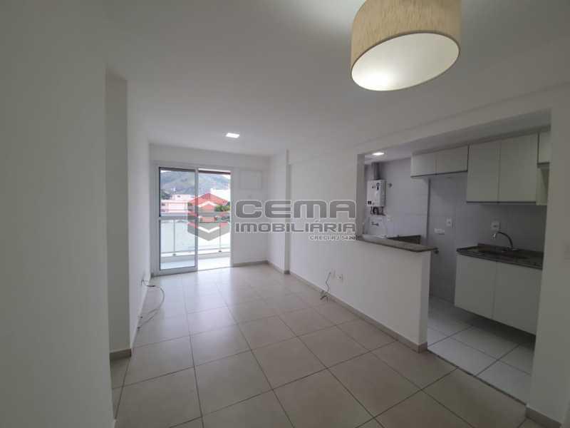 sala - Excepcional Apartamento 2 quartos com suite, vaga e total infraestrutura próximo ao Engenhão - LAAP25155 - 6