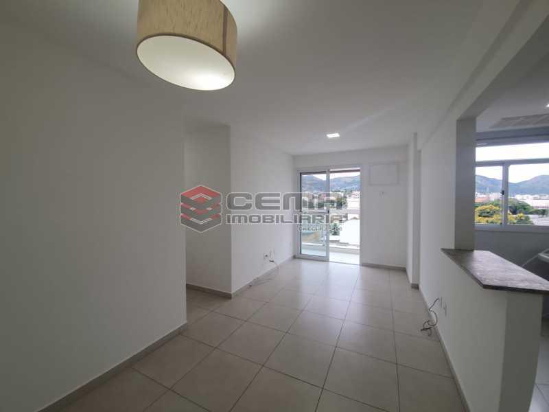 sala - Excepcional Apartamento 2 quartos com suite, vaga e total infraestrutura próximo ao Engenhão - LAAP25155 - 5
