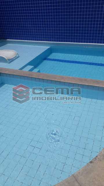 piscina - Excepcional Apartamento 2 quartos com suite, vaga e total infraestrutura próximo ao Engenhão - LAAP25155 - 27