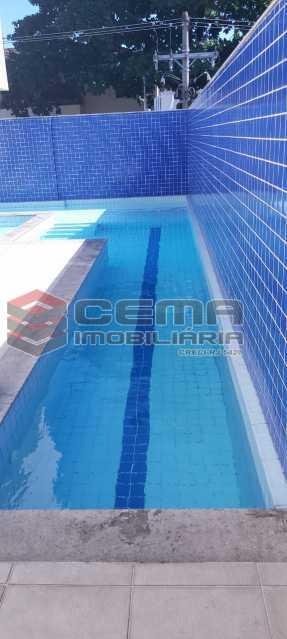 piscina - Excepcional Apartamento 2 quartos com suite, vaga e total infraestrutura próximo ao Engenhão - LAAP25155 - 28